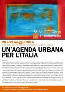 AgendaUrbana_programma