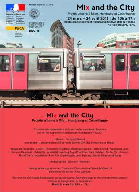 Affiche MIX and the CITY
